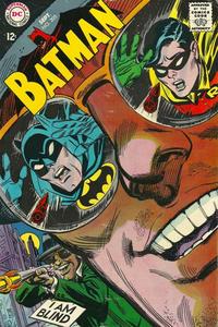 Cover Thumbnail for Batman (DC, 1940 series) #205