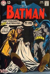 Cover Thumbnail for Batman (DC, 1940 series) #212