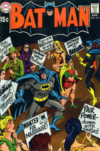 Cover Thumbnail for Batman (DC, 1940 series) #214