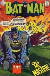 Cover Thumbnail for Batman (DC, 1940 series) #215