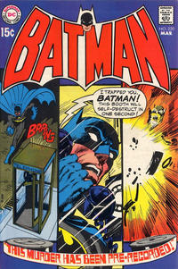 Cover Thumbnail for Batman (DC, 1940 series) #220