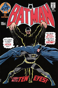 Cover Thumbnail for Batman (DC, 1940 series) #226