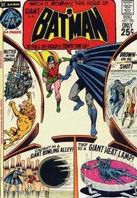 Cover Thumbnail for Batman (DC, 1940 series) #228