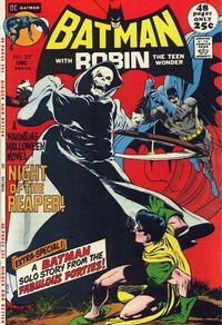 Cover Thumbnail for Batman (DC, 1940 series) #237