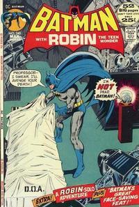 Cover Thumbnail for Batman (DC, 1940 series) #240