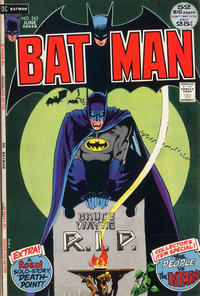 Cover Thumbnail for Batman (DC, 1940 series) #242