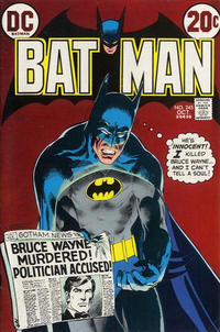 Cover for Batman (DC, 1940 series) #245