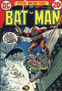 Cover for Batman (DC, 1940 series) #247