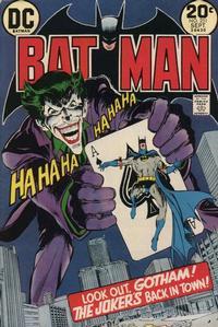 Cover Thumbnail for Batman (DC, 1940 series) #251