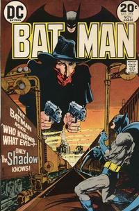 Cover Thumbnail for Batman (DC, 1940 series) #253