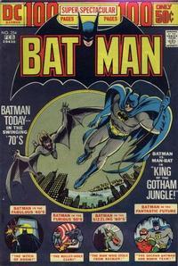 Cover Thumbnail for Batman (DC, 1940 series) #254