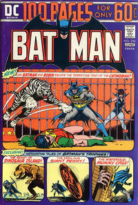 Cover Thumbnail for Batman (DC, 1940 series) #256