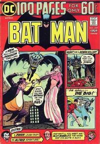Cover Thumbnail for Batman (DC, 1940 series) #257