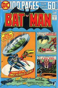 Cover Thumbnail for Batman (DC, 1940 series) #258