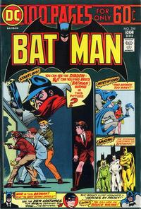 Cover Thumbnail for Batman (DC, 1940 series) #259