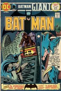 Cover Thumbnail for Batman (DC, 1940 series) #262