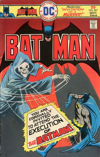 Cover Thumbnail for Batman (DC, 1940 series) #267