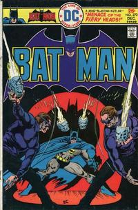 Cover for Batman (DC, 1940 series) #270