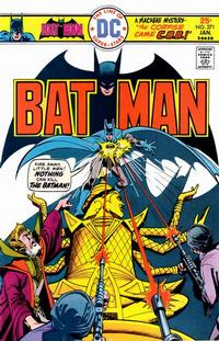 Cover Thumbnail for Batman (DC, 1940 series) #271
