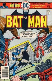 Cover Thumbnail for Batman (DC, 1940 series) #275