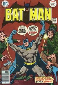 Cover Thumbnail for Batman (DC, 1940 series) #281