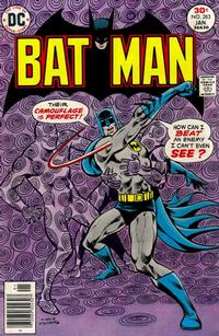 Cover Thumbnail for Batman (DC, 1940 series) #283