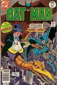 Cover Thumbnail for Batman (DC, 1940 series) #287