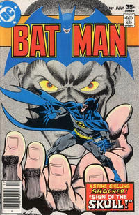 Cover Thumbnail for Batman (DC, 1940 series) #289