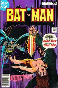 Cover Thumbnail for Batman (DC, 1940 series) #295