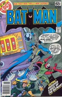 Cover Thumbnail for Batman (DC, 1940 series) #305