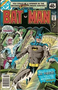 Cover Thumbnail for Batman (DC, 1940 series) #308