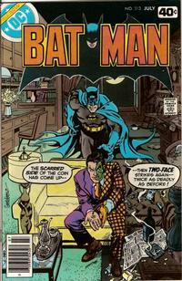 Cover Thumbnail for Batman (DC, 1940 series) #313 [Regular Edition]