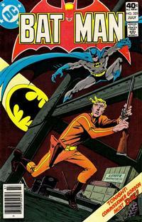 Cover Thumbnail for Batman (DC, 1940 series) #325