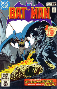 Cover Thumbnail for Batman (DC, 1940 series) #331 [Direct Sales]