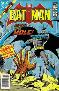Cover Thumbnail for Batman (DC, 1940 series) #340 [Newsstand]