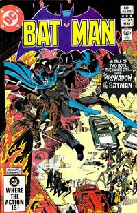 Cover Thumbnail for Batman (DC, 1940 series) #347 [Direct Edition]