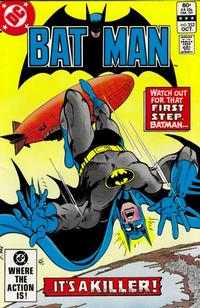 Cover Thumbnail for Batman (DC, 1940 series) #352 [Direct]