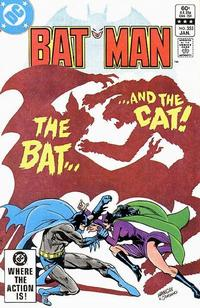 Cover Thumbnail for Batman (DC, 1940 series) #355 [Direct]