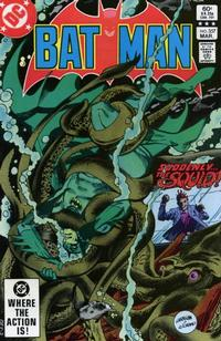 Cover Thumbnail for Batman (DC, 1940 series) #357 [Direct]