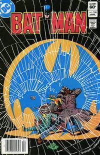 Cover Thumbnail for Batman (DC, 1940 series) #358 [Newsstand]
