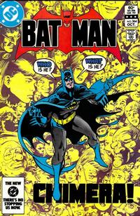 Cover Thumbnail for Batman (DC, 1940 series) #364 [Direct]