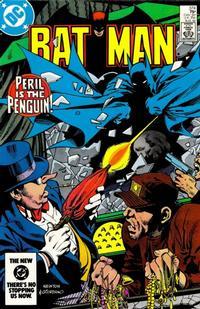 Cover Thumbnail for Batman (DC, 1940 series) #374 [Direct]