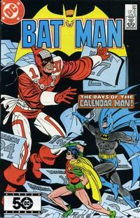 Cover Thumbnail for Batman (DC, 1940 series) #384 [Direct Edition]