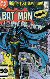 Cover Thumbnail for Batman (DC, 1940 series) #385 [Direct Sales]