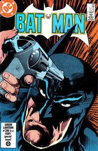 Cover Thumbnail for Batman (DC, 1940 series) #395 [Direct Sales]