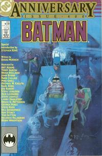 Cover Thumbnail for Batman (DC, 1940 series) #400 [Direct]