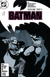 Cover Thumbnail for Batman (DC, 1940 series) #407 [Direct Edition]