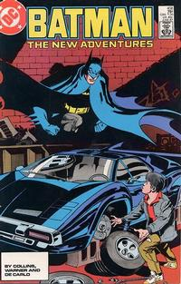 Cover Thumbnail for Batman (DC, 1940 series) #408 [Direct]