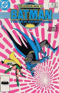 Cover Thumbnail for Batman (DC, 1940 series) #415 [Direct Edition]