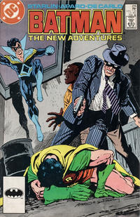 Cover Thumbnail for Batman (DC, 1940 series) #416 [Direct Sales Variant]